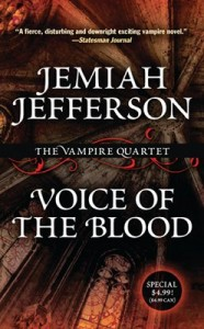 Voice of the Blood by Jemiah Jefferson second printing